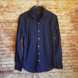 Polo Ralph Lauren polka dot shirt